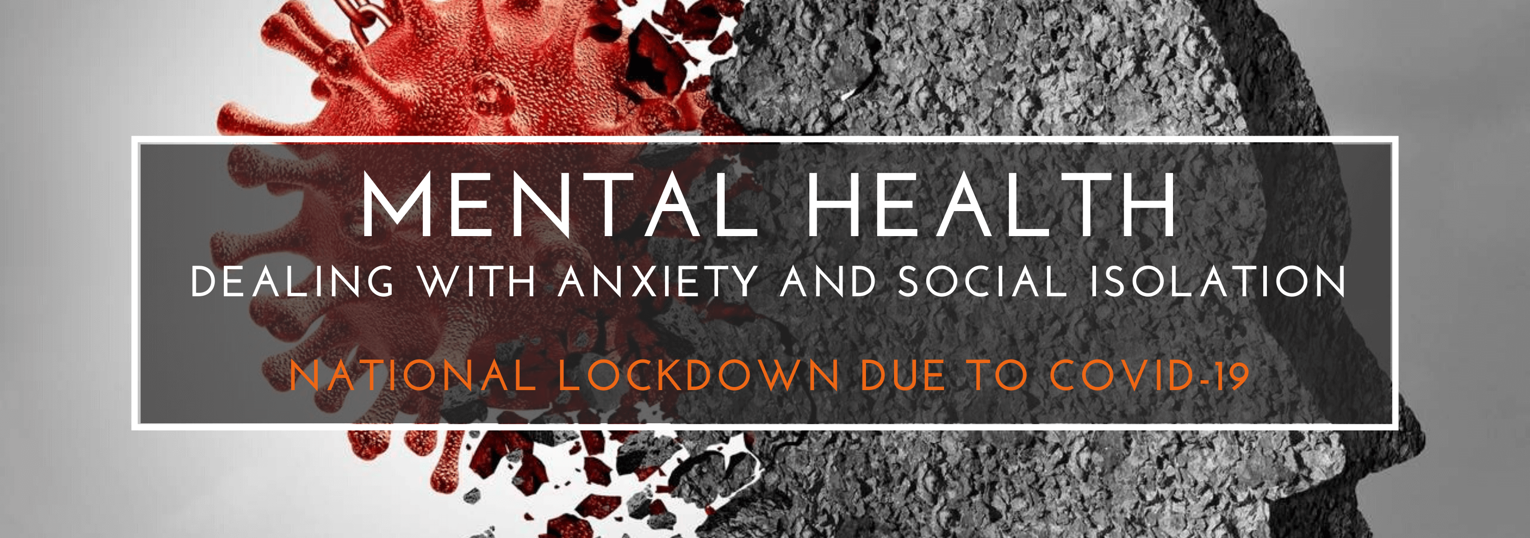 Dealing with Anxiety and Social Isolation